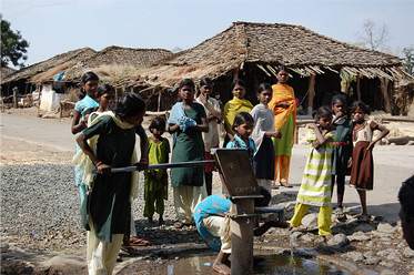 water security for village